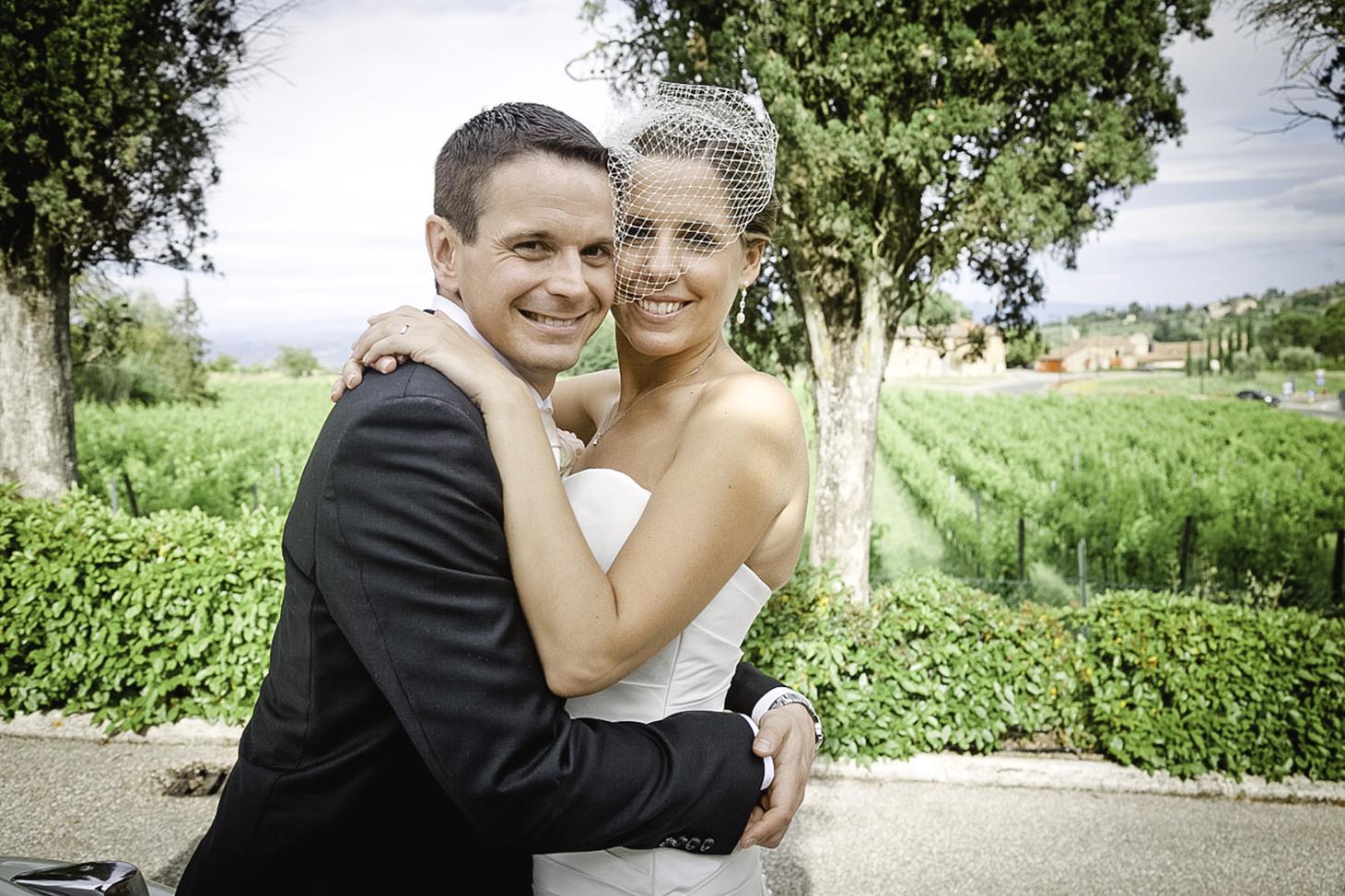 Neil & Rachel | S. Gimignano