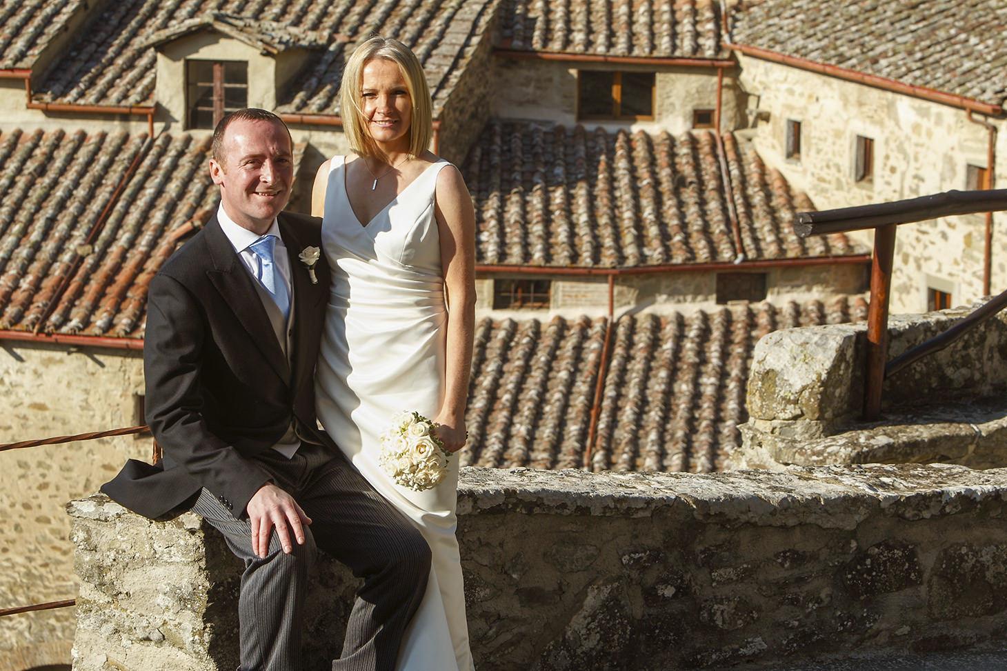 William & Siobhan | Cortona