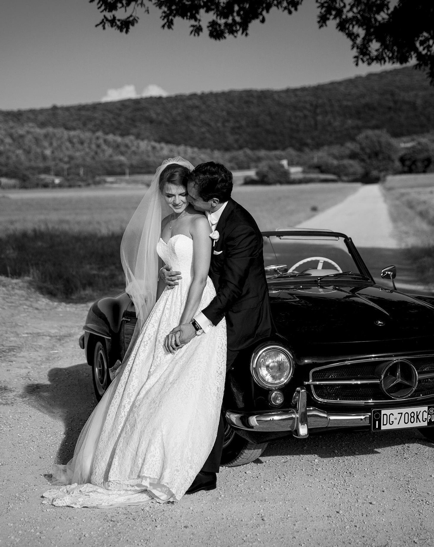 Elizaveta & Greg | Siena