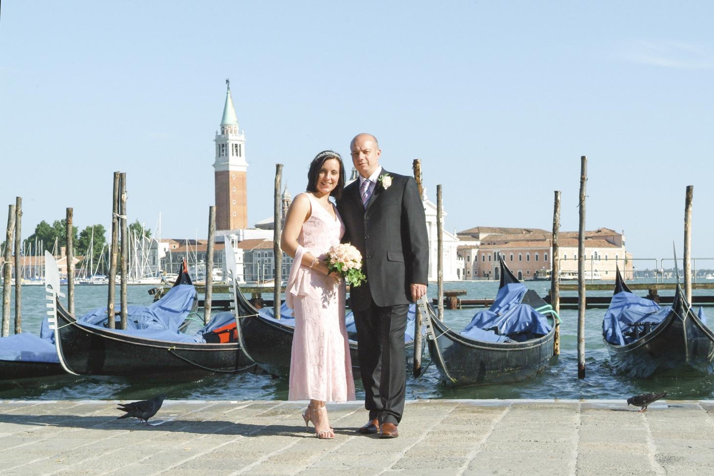 Emma & Tony   Venice
