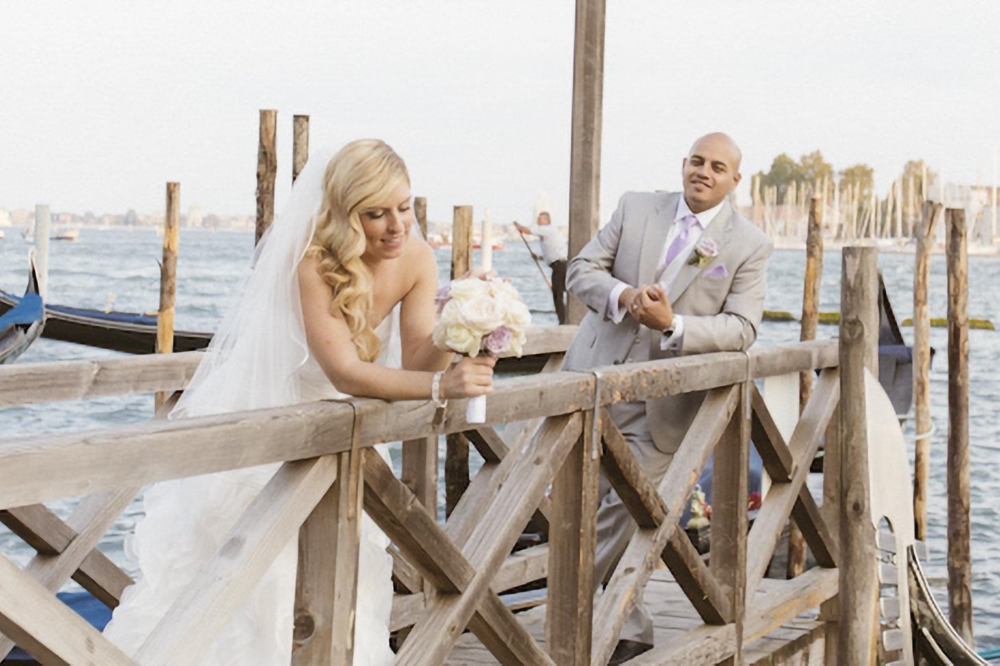 Juan & Claudia   Venice