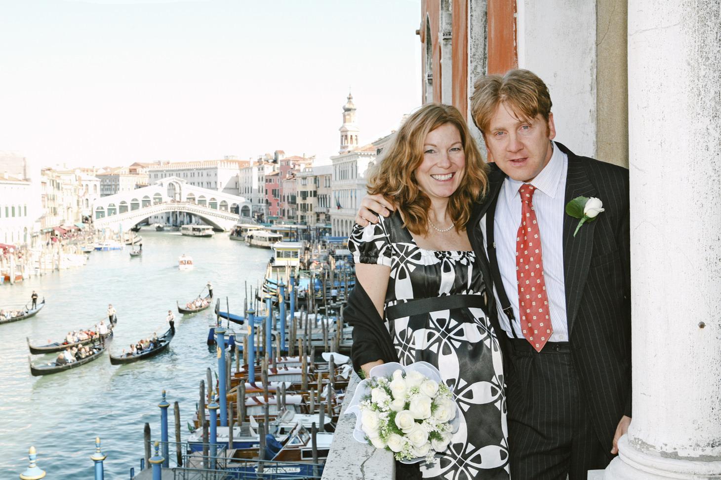 Julie & David | Venice