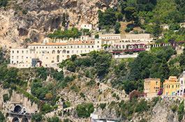 Grand Hotel Convento for Weddings in Amalfi