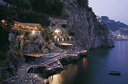 Luxury Hotel Santa Caterina for weddings in Amalfi