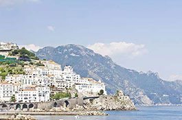 Medieval convent Luna Convento for weddings in Amalfi