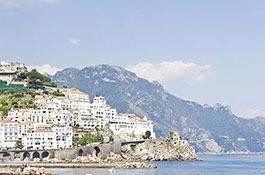 Medieval convent Luna Convento for weddings in Amalfi