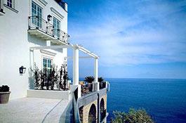 JK Place, Luxury Hotel for Weddings in Capri