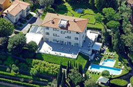 Villa La Vedetta for Wedding Reception in Florence