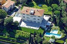 Villa La Vedetta for wedding reception in Florence