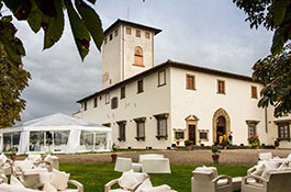 Villa Corsini for Tuscany Weddings