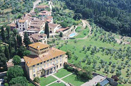 Villa di Maiano for wedding receptions in Florence