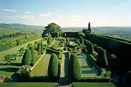 Villa Gamberaia, venue for weddings in the countryside of Florence