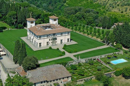 Florence Weddings at Villa Le Corti