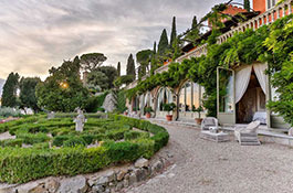 Villa Le Fontanelle for destination weddings in Florence