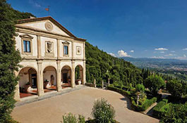 Villa San Michele for weddings in Florence