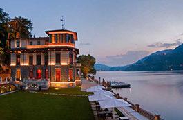 Casta Diva, five star hotel for Lake Como Weddings