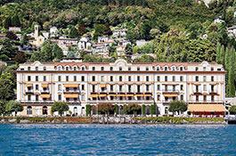 Villa d'Este for weddings on Lake Como
