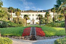 Villa Passalacqua for weddings on Lake Como