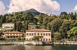 Villa Pizzo for Weddings on Lake Como