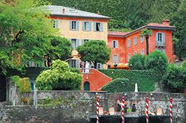 Villa Regina Teodolinda for Lake Como Weddings