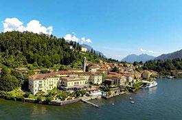 Villa Serbelloni for luxury wedding on Lake Como