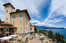 Villa del Sogno for weddings on Lake Garda