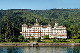 Grand Hotel for Weddings on Lake Maggiore