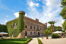 Castello Monaci for castle weddings in Puglia