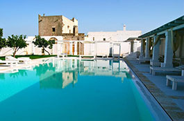 Masseria Potenti for Weddings in Apulia