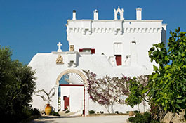 Torre Coccaro for Wedding Receptions in Puglia