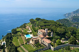 Villa Cimbrone for Weddings in Ravello