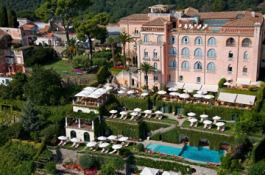 Palazzo Avino for weddings in Ravello on the Amalfi Coast