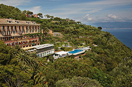 Portofino Wedding in luxury Hotel Splendido