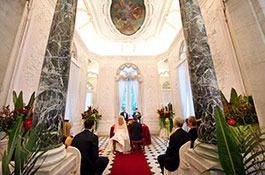 Palazzo Brancaccio for weddings in Rome