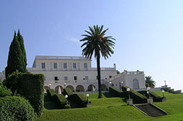 Weddings in Rome with Panoramic View at Villa Miani