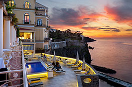 Bellevue Syrene, Charming Hotel for Weddings in Sorrento