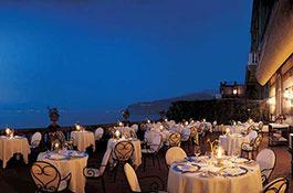 Hotel Excelsior Vittoria for weddings in Sorrento