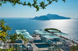 Sorrento weddings at Relais Blu