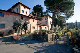 Villa Vignamaggio for Weddings in the Chianti region