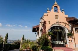 Antica Fattoria di Paterno, country villa for weddings in Tuscany