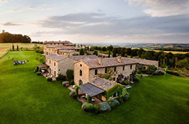 Borgo Finocchieto for Tuscany Weddings