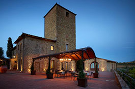 Borgo Petrognano, Tuscan Estate for destination weddings