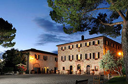 Borgo San Felice for destination weddings in Siena