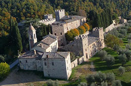 Castello di Modanella for castle weddings in Siena, Tuscany