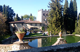 Castello di Verrazzano for castle weddings in the Chianti region of Tuscany
