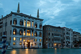 Aman Hotel for weddings in Venice
