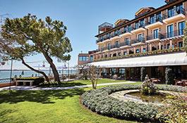 Cipriani Luxury Hotel for Venice Wedding
