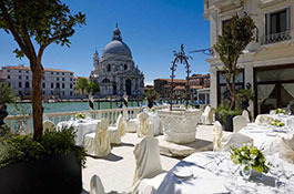Europa & Regina for weddings in Venice