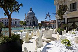 Europa & Regina for weddings in Venice