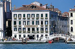 Metropole Hotel for destination weddings in Venice